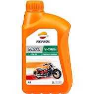 REPSOL MOTO V-TWIN 4T 20W-50 1 l - Motorový olej