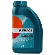 REPSOL NAUTICO OUTBOARD 2T & JET SKI 1 l - Motorový olej