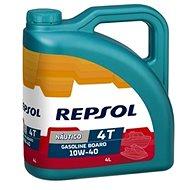 REPSOL NAUTICO GASOLINE BOARD 10W-40 4 l - Motorový olej