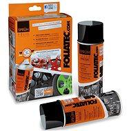 FOLIATEC - v spreji - čierna matná 2x 400 ml - Fólia v spreji