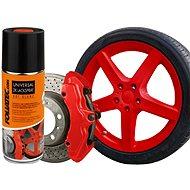 FOLIATEC - farba na brzdy v spreji - červená - Farby na brzdy