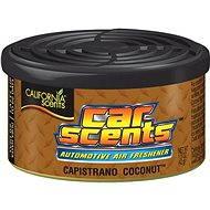 California Scents, vôňa Car Scents Capistrano Coconut - Vôňa do auta