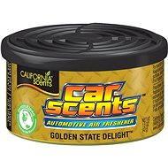 California Scents, vôňa Car Scents Golden State Delight - Vôňa do auta