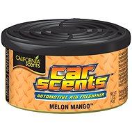 California Scents, vôňa Car Scents Melon & Mango - Vôňa do auta