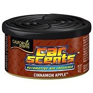 California Scents, vôňa Car Scents Cinnamon Apple - Vôňa do auta