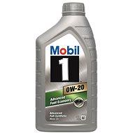 Mobil 1 0W-20, 1 l - Motorový olej