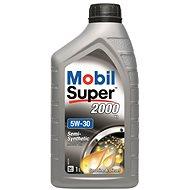 Mobil Super 2000 X1 5W-30 1 l - Motorový olej