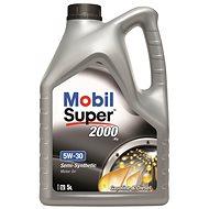 Mobil Super 2000 X1 5W-30, 5 l - Motorový olej