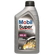 Mobil Super 2000 X1 10W-40, 1 l - Motorový olej