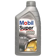 Mobil Super 3000 Formula F 5W-20 1 l - Motorový olej