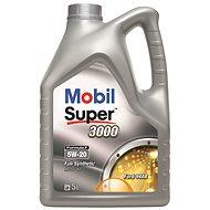 Mobil Super 3000 Formula F 5W-20 5 l - Motorový olej