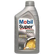 Mobil Super 3000 X1 5W-40 1 l - Motorový olej
