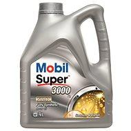 Mobil Super 3000 X1 5W-40, 4 l - Motorový olej