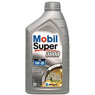 Mobil Super 3000 XE 5W-30, 1 l - Motorový olej