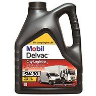 MOBIL DELVAC CITY LOGISTICS F 5W-30 4l - Motor Oil