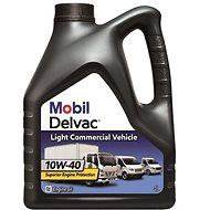MOBIL DELVAC LIGHT COMMERCIAL VEHICLE 10W-40 4 l - Motorový olej