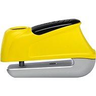 ABUS Trigger Alarm 345 yellow - Zámok na motorku