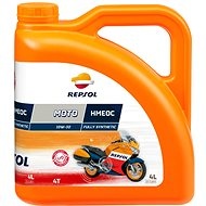REPSOL MOTO RACING HMEOC 4T 10W30 4l - Motorový olej
