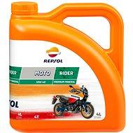 REPSOL MOTO RIDER 4T 10W-40 4l - Motorový olej