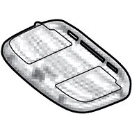 SHAD Platňa pre kufre SH45/SH39/SH42 - Príslušenstvo