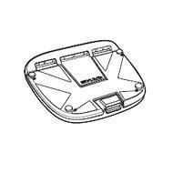 SHAD Platňa pre kufre SH58X/SH59X/SH50/SH48 - Platňa na kufor