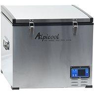 BIG FRIDGE kompresor 60l 230/24/12V -20 °C - Autochladnička