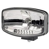 HELLA prídavný diaľkový svetlomet JUMBO 320FF s LED obrysovým svetlom, referenčné číslo svietivosti 37,5 - Svetlo