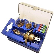HELLA náhradný mini box H4 12 - Náhlavná súprava