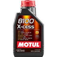 MOTUL 8100 X-CESS 5W40 1 L - Motorový olej