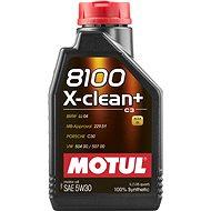 MOTUL 8100 X-CLEAN+ 5W30 1L - Motorový olej