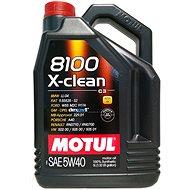 MOTUL 8100 X-CLEAN 5W40 5L - Motorový olej