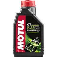 MOTUL 5100 10W50 4T 1 L - Motorový olej