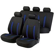 Walser poťahy sedadiel na celé vozidlo Hastings modré/čierne - Autopoťahy