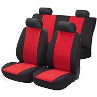 Walser poťahy sedadiel na celé vozidlo Flash červené - Autopoťahy