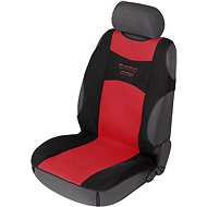 Walser Tuning Star front seat covers - black/red - Car Seat Covers