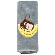 Walser návlek bezpečnostného pásu Mini Monkey sivý (od 3 rokov) - Návleky