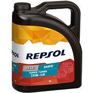 REPSOL DIESEL SUPER TURBO SHPD 15W40 5 l - Motorový olej