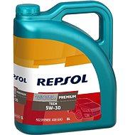 Repsol Premium TECH 5W-30 5 l - Motorový olej