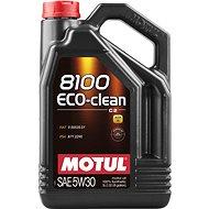 MOTUL 8100 ECO-CLEAN 5W30 5l - Motorový olej