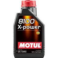 MOTUL 8100 X-POWER 10W60 1 L - Motorový olej