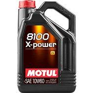 MOTUL 8100 X-POWER 10W60 5 L - Motorový olej