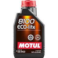 MOTUL 8100 ECO-LITE 0W20 1 L - Motorový olej