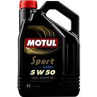 MOTUL SPORT 5W50 5 L - Motorový olej
