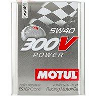 MOTUL 300V POWER 5W40 2 L - Motorový olej