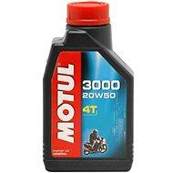 MOTUL 3000 20W50 4T 4 L - Motorový olej
