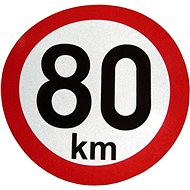 AGADOS Samolepka 80 km reflexní - Príslušenstvo