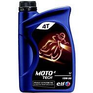 ELF MOTO 4 TECH 10W50 - 1 L - Motorový olej