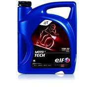 ELF MOTO 4 TECH 10W50 - 4 L - Motorový olej