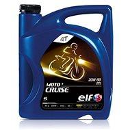ELF MOTO 4 CRUISE 20W50 - 4 L - Motorový olej