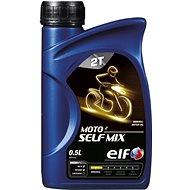 ELF MOTO 2 SELF MIX - 0,5 L - Motorový olej